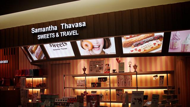 Samantha Thavasa.