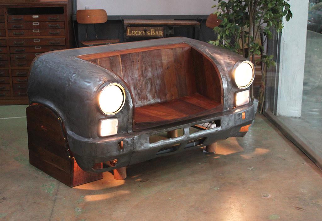 Bon ... GONE  Car Sofa | By Like That One