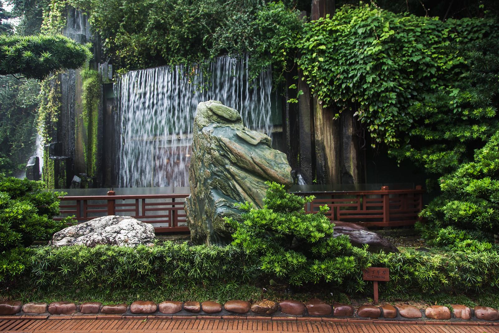 Nan Lian Garden / Chi Lin Nunnery