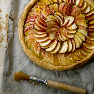 tarte pommes | by comment-economiser.fr