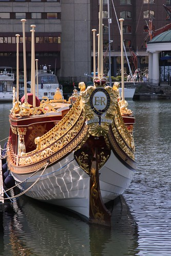 A boat fit for the queen... | by mike_murray