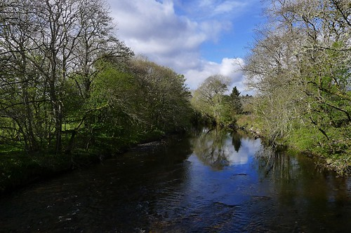 River Tarff at Fort Augustus | by Nick Bramhall