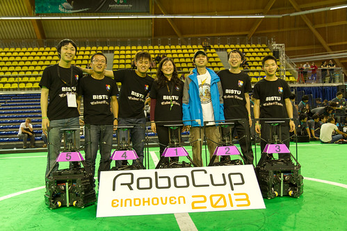 AvB - RoboCup 2013 - Eindhoven | by RoboCup2013