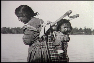 Historical Woman with baby | by Matawa First Nations Management
