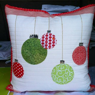 Christmas pillow | by MsSpy
