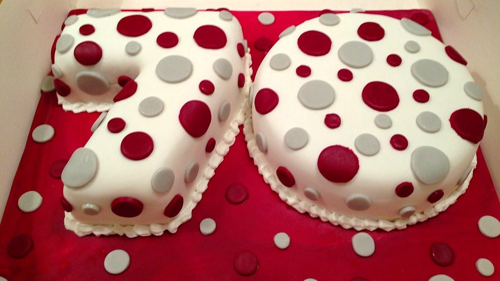 70th birthday cake birthday cake delicate lilac purple and white