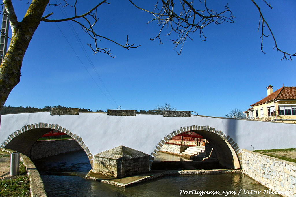 Resultado de imagem para Ponte de Cal em ansião