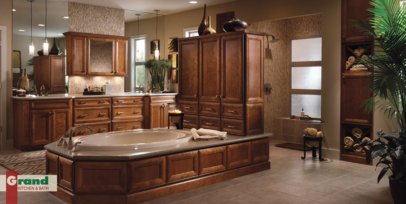 Luxury Bathrooms And Kitchens grand kitchen & bath - classic traditional luxury bathroom… | flickr