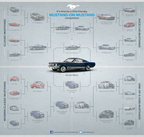 Mustang-on-Mustang Competition | Winner | by Ford Motor Company