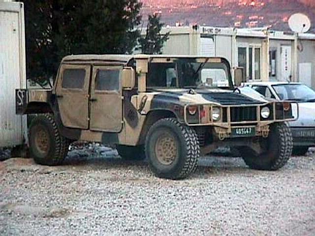 Les F.A.R. en Bosnie  IFOR, SFOR et EUFOR Althea 32095100184_c02ac4b320_o