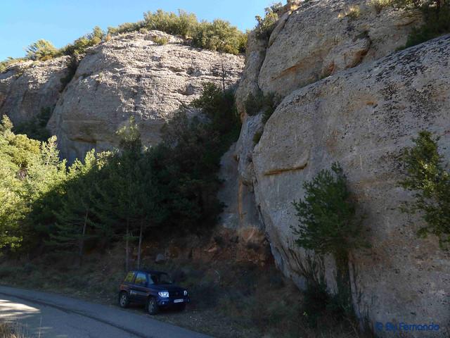 La Vall de Lord -11- Sector Camí del Santuari de Lord -03- Subsector La vella Que Fila -01