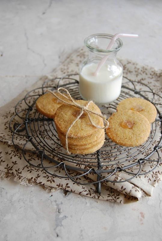 Clementine spiced cookies / Biscoitos de tangerina e especiarias