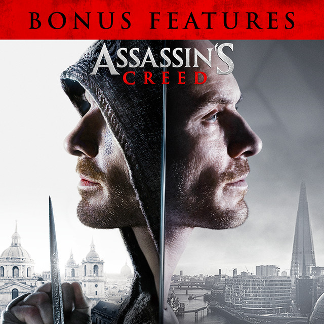 Assassin's Creed (plus Bonus Features)