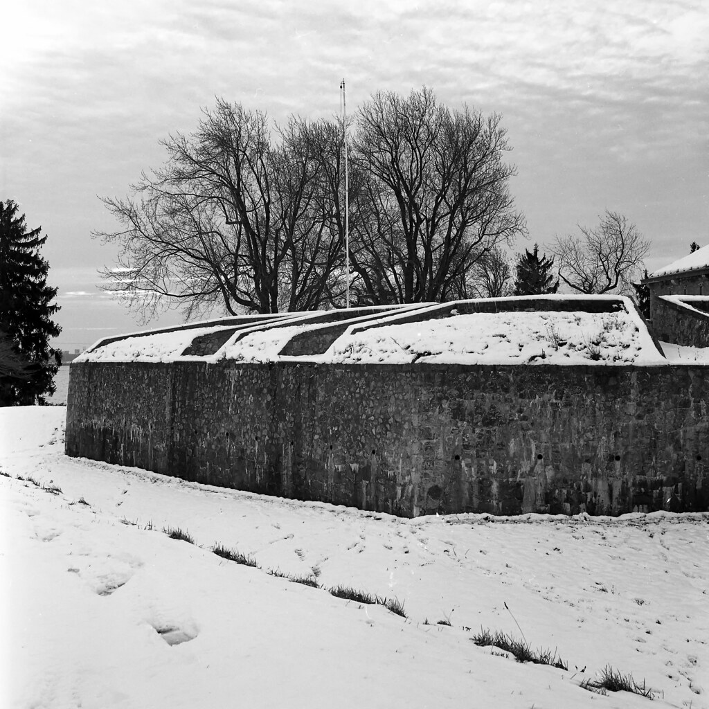 Project:1812 - Fort Erie (Winter)