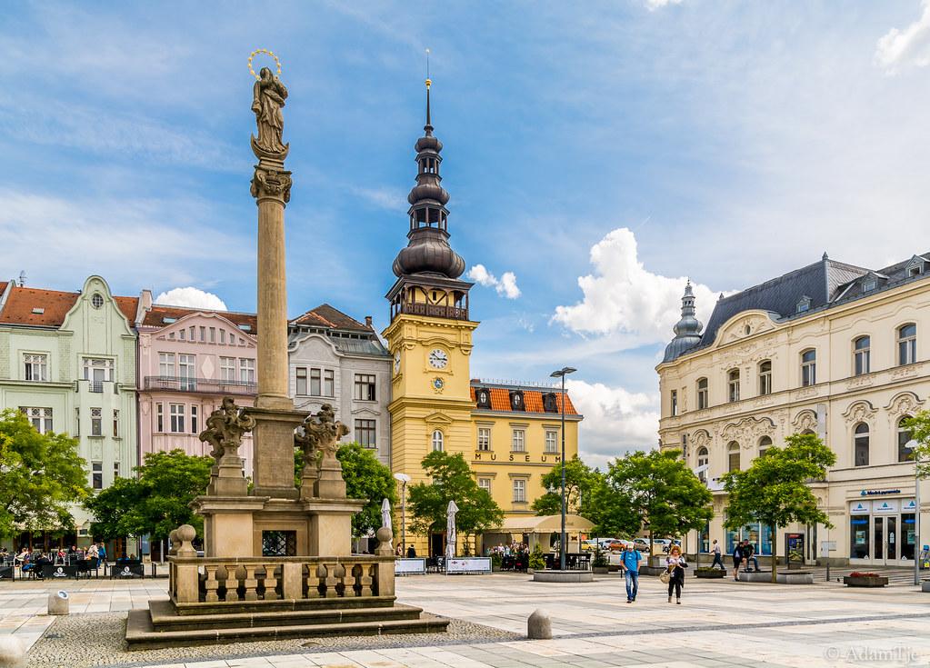 My home town - Ostrava, Czech Republic