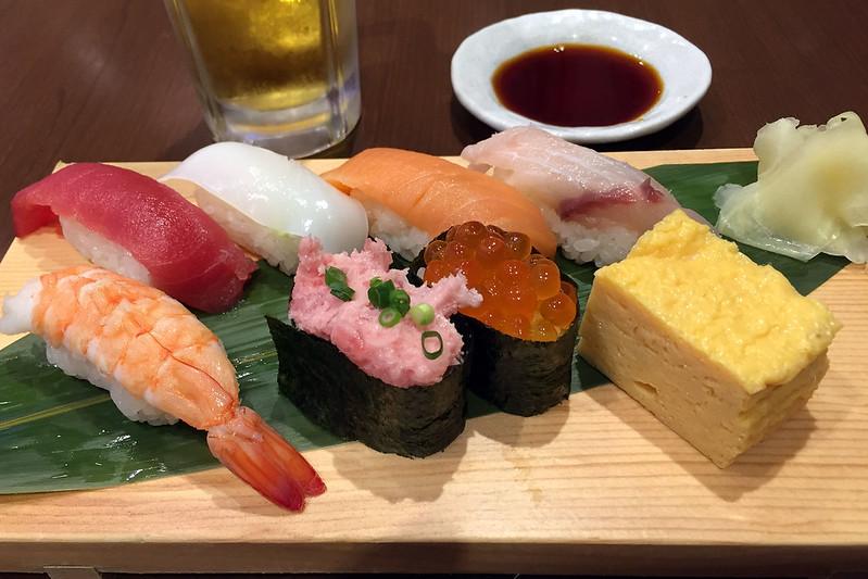 Haneda sushi