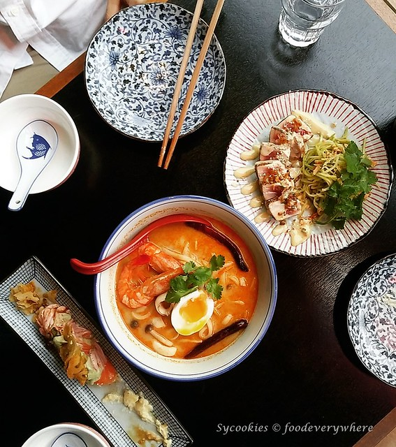 1.Kaiju Japanese x Thai fusion @ APW Bangsar