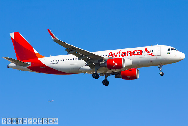 Airbus A320 Avianca Brasil