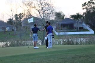 Practice Round at Timacuan