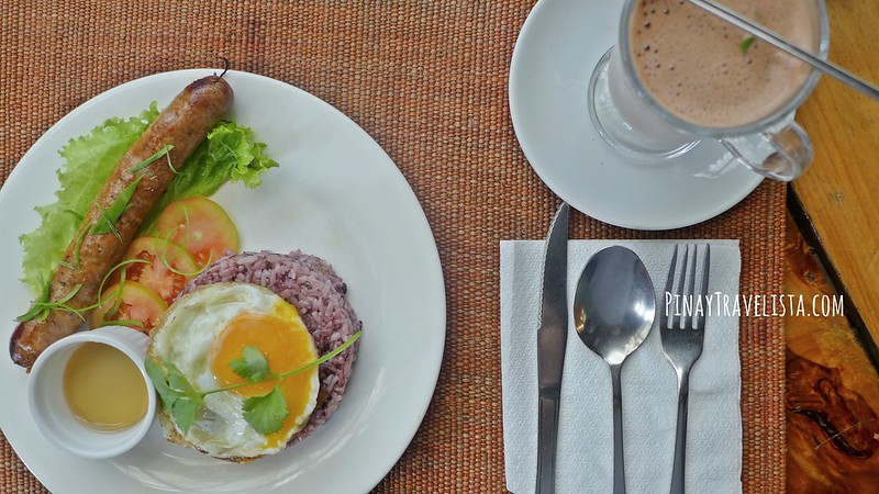 Filling Brunch at Cafe By The Ruins, Baguio City
