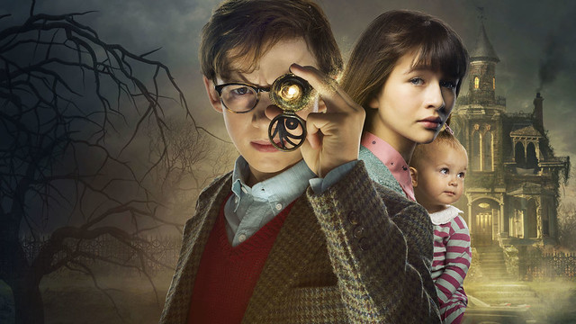 Lemony Snicket's A Series of Unfortunate Events on Netflix