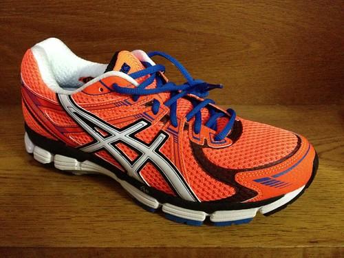 Asics Gt   Men S Multisport Outdoor Shoes Orange