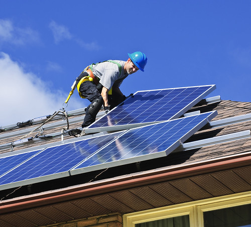 Solar installer | by Greens MPs