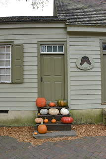 Old Salem Fall Pumpkins | by VisitWS