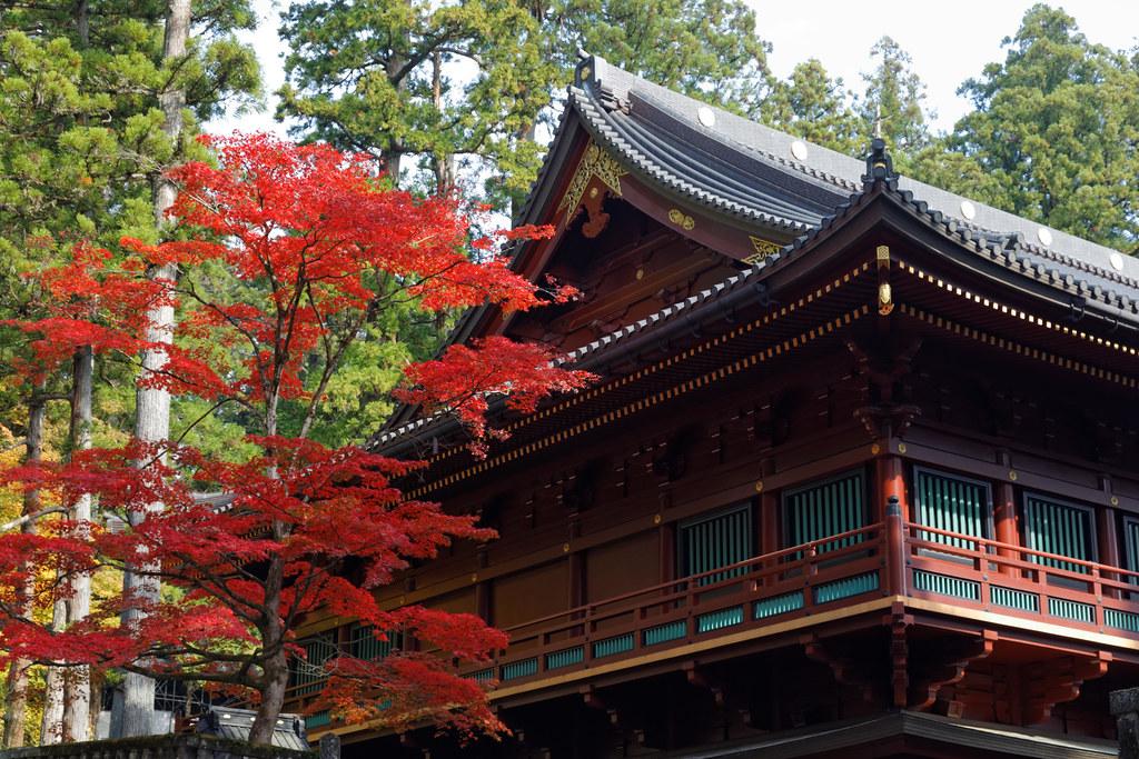 Sanbutsudo (Rinno-ji)
