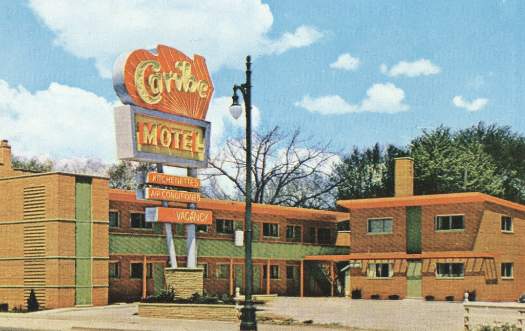 Caribe Motel - Detroit, Michigan