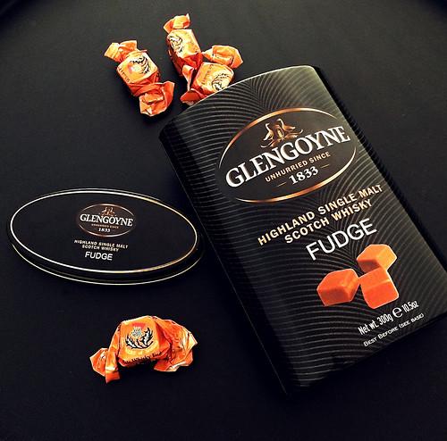 glengoyne お菓子