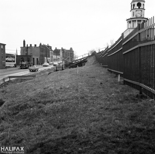 New Brunswick 468: Looking South On Brunswick St. From Citadel Hill Near The