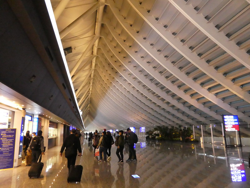 Taoyuan International Airport, Taipei