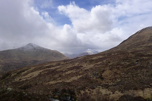 The hills of Affric | by Nick Bramhall