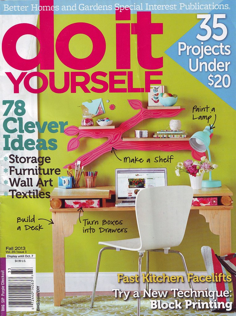Do it yourself magazine cover katarina roccella flickr do it yourself magazine cover by katarina roccella solutioingenieria Gallery
