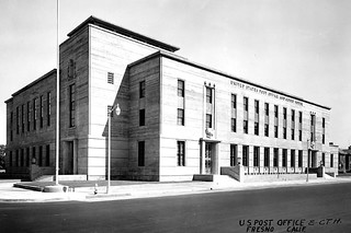 Fresno, CA [main] post office | by PMCC Post Office Photos