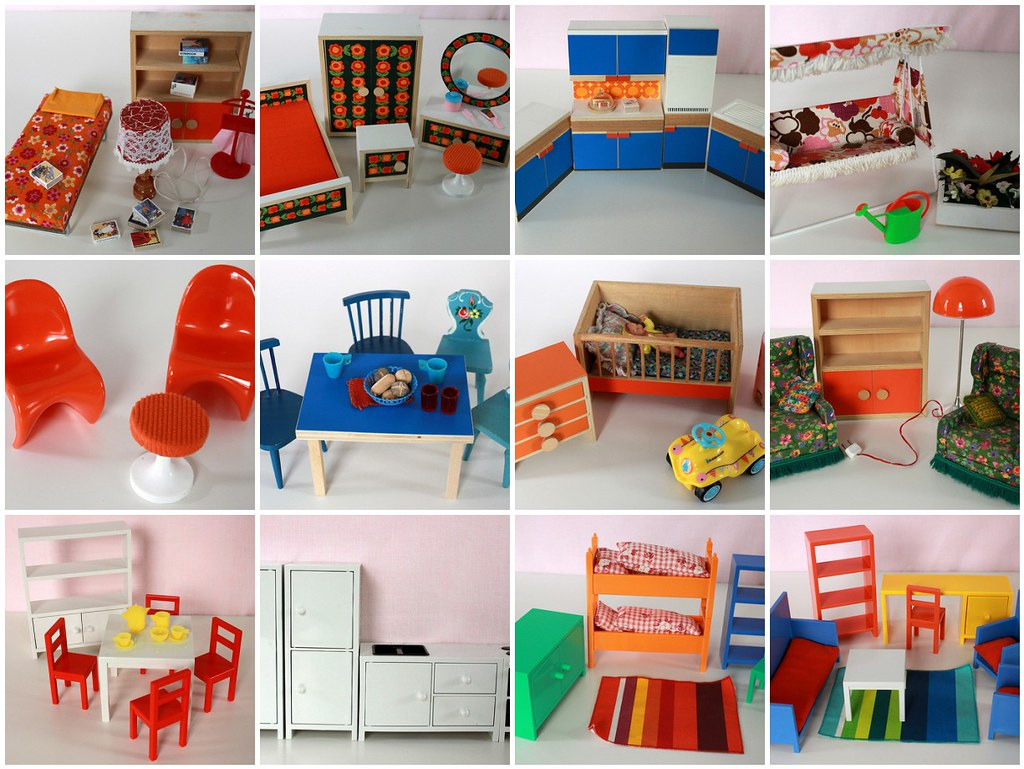 ... Bodo Hennig U0026 Ikea Lillabo Dollhouse Furniture | By *blythe Berlin*