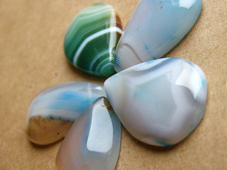 Cloudy agate | by Lady_Agata