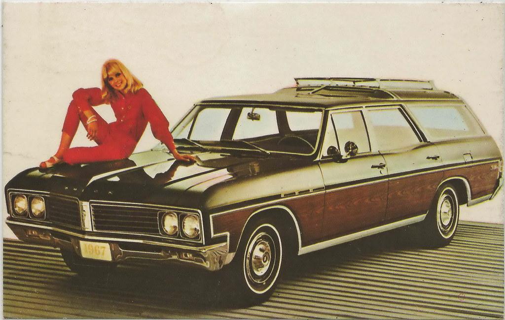 SE Detroit MI AUTOMOBILE HISTORY 1967 BUICK SPORTWAGON ONE… | Flickr