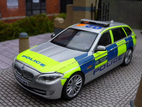 Mikes Used Cars >> 1/43 Code 3 Schuco BMW 5 Series Touring Met Police SEG Car… | Flickr