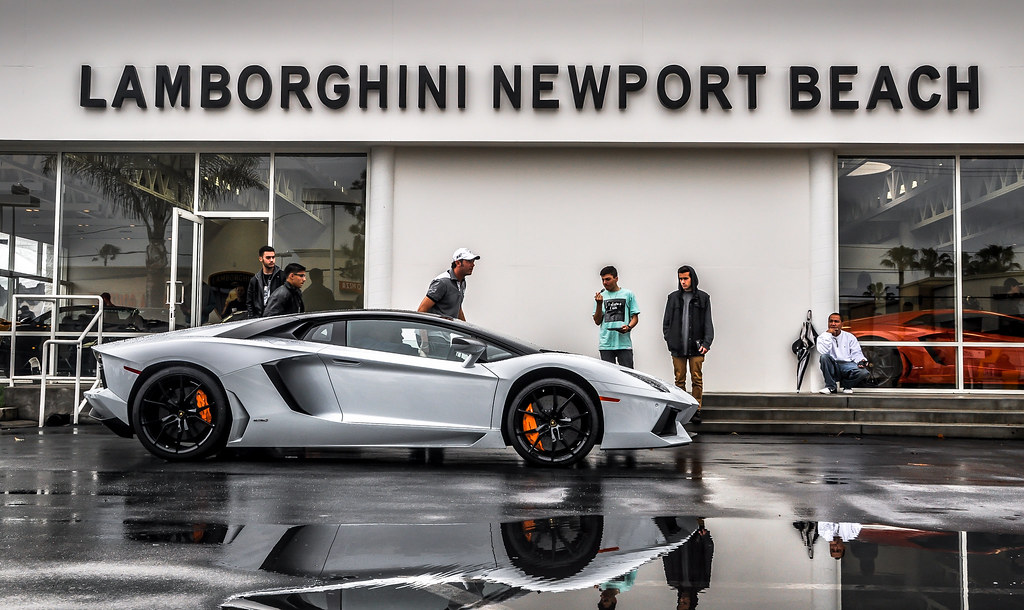 Lamborghini Newport Beach | By Deano458 Lamborghini Newport Beach | By  Deano458