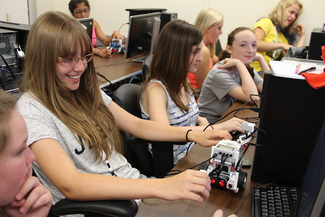 STEM Summer Academy for Girls 2015