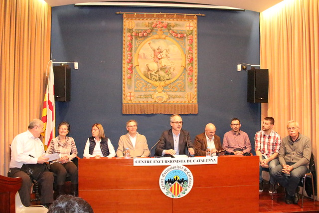 Presentació de la nova Junta Directiva del CEC