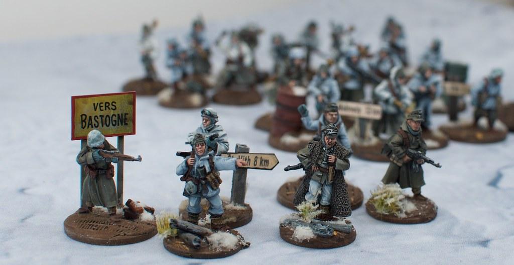 Command units, etc
