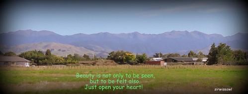 Open Your Heart!