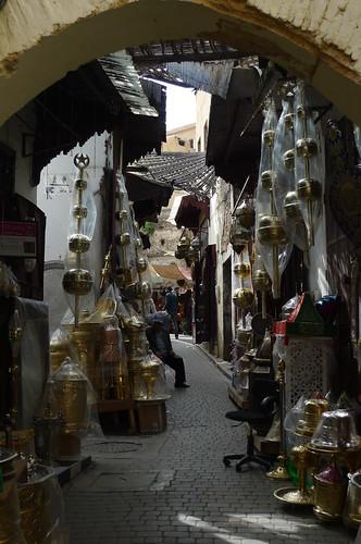 Souk - Fes, Morocco