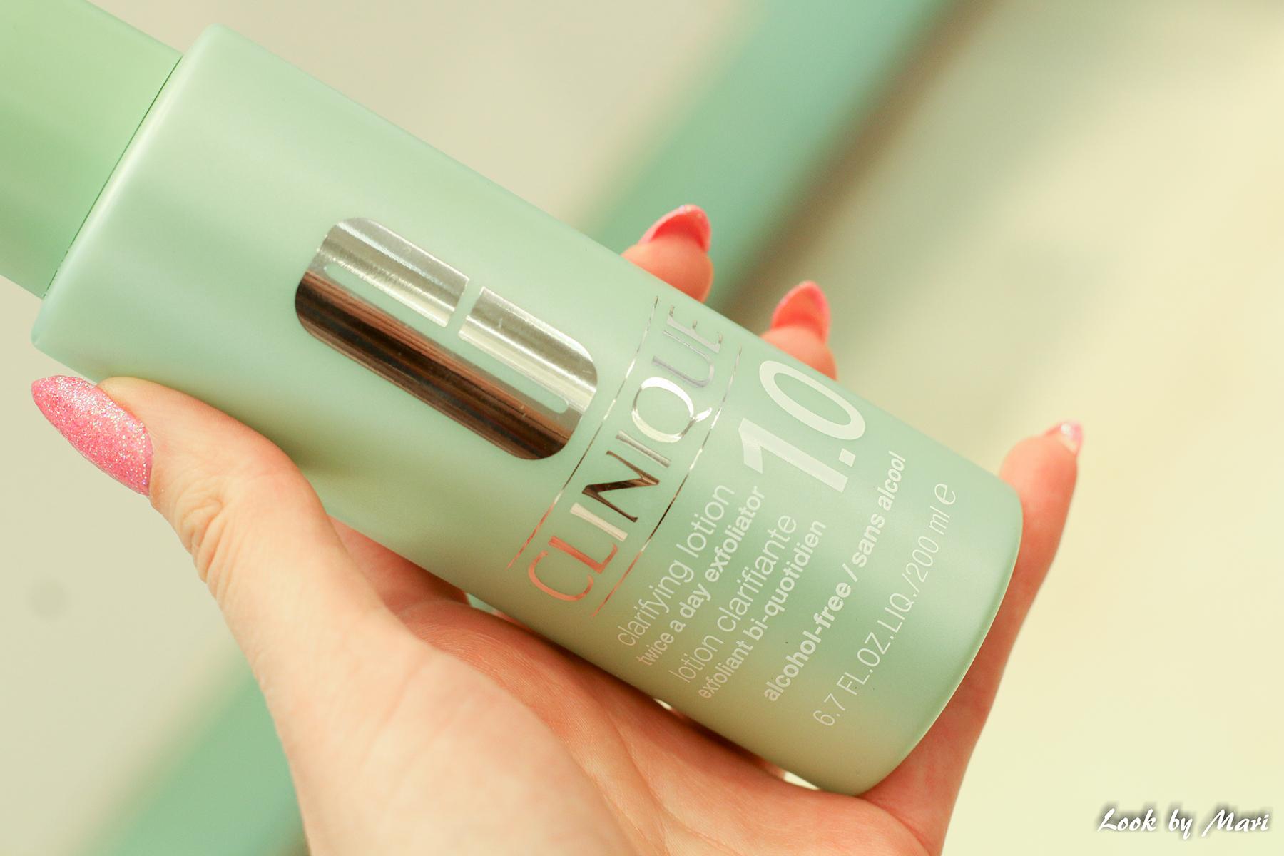 8 clinique 1.0 clarifying lotion toner review kokemuksia