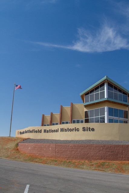 Washita Visitor Center