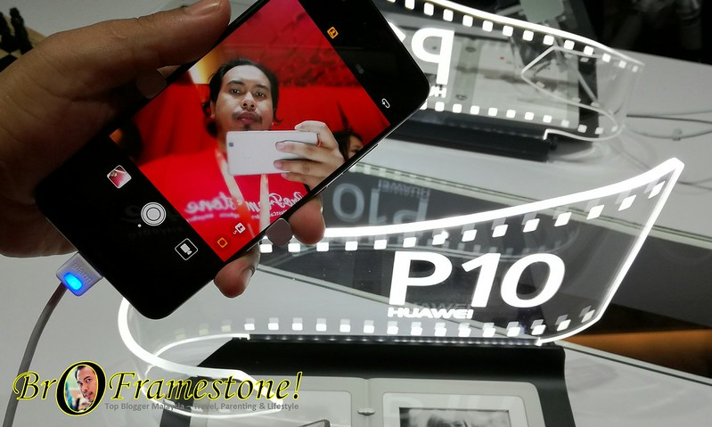 Pelancaran Huawei P10 di Malaysia