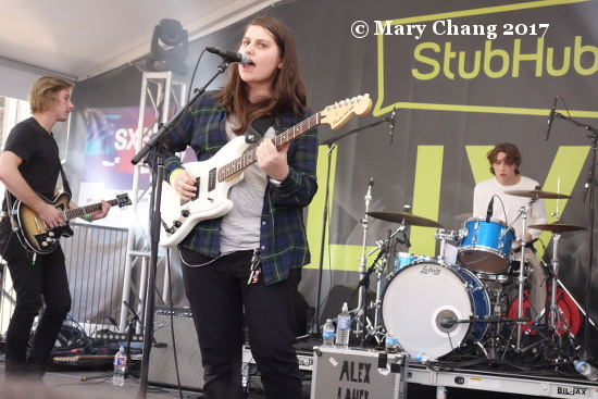 Alex Lahey, Culture Collide / StubHub, Banger's, Wednesday 15 March 2017